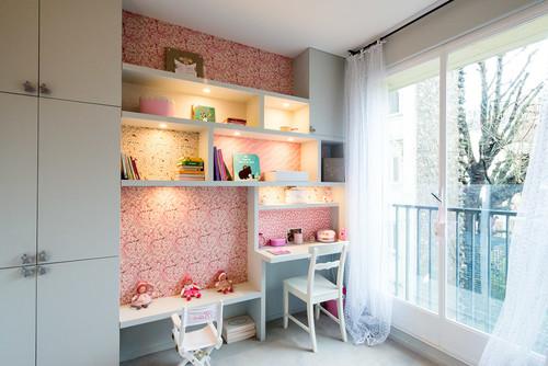 classique chic chambre d enfant 3 entrebien. Black Bedroom Furniture Sets. Home Design Ideas